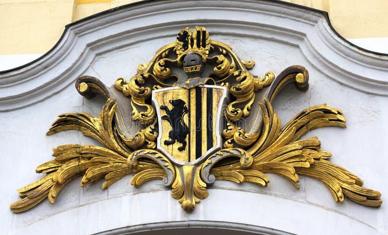 Miasto żakiet drezdeński obrazy royalty free