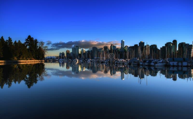 Miasto zdjęcie royalty free