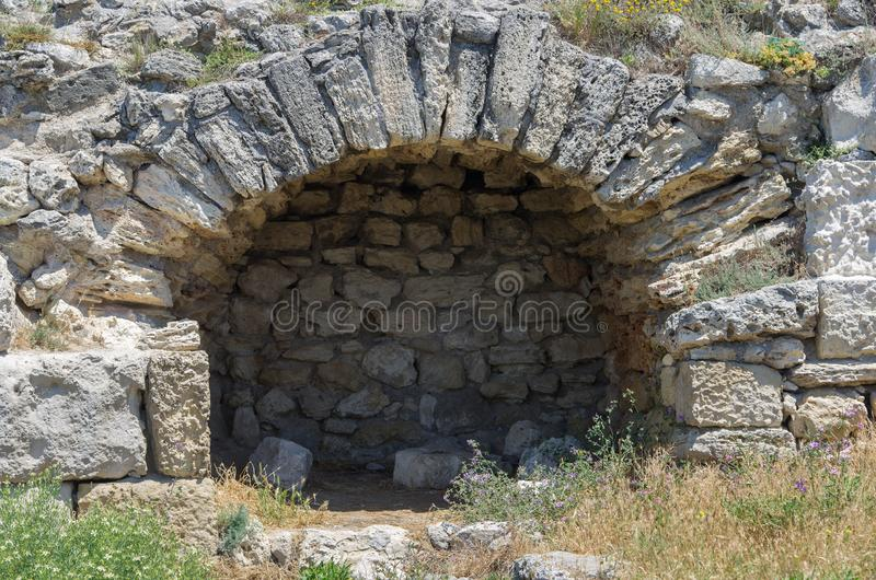 miasto antyczne ruiny obrazy royalty free