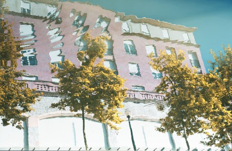 Miasto Aveiro, Portugalia obrazy stock