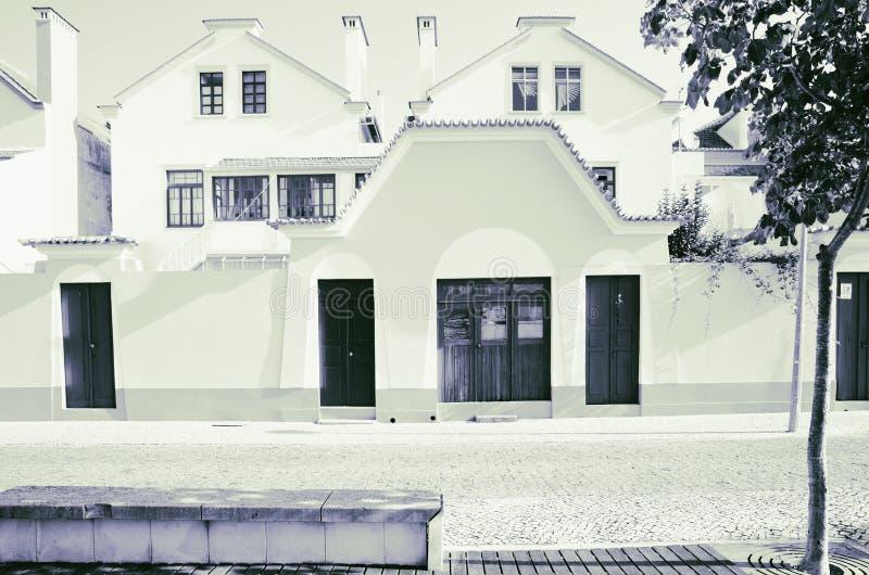 Miasto Aveiro, Portugalia zdjęcie stock
