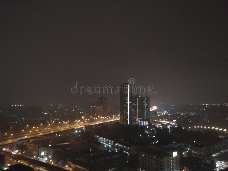 Miasto Bangkok Tajlandia fotografia royalty free