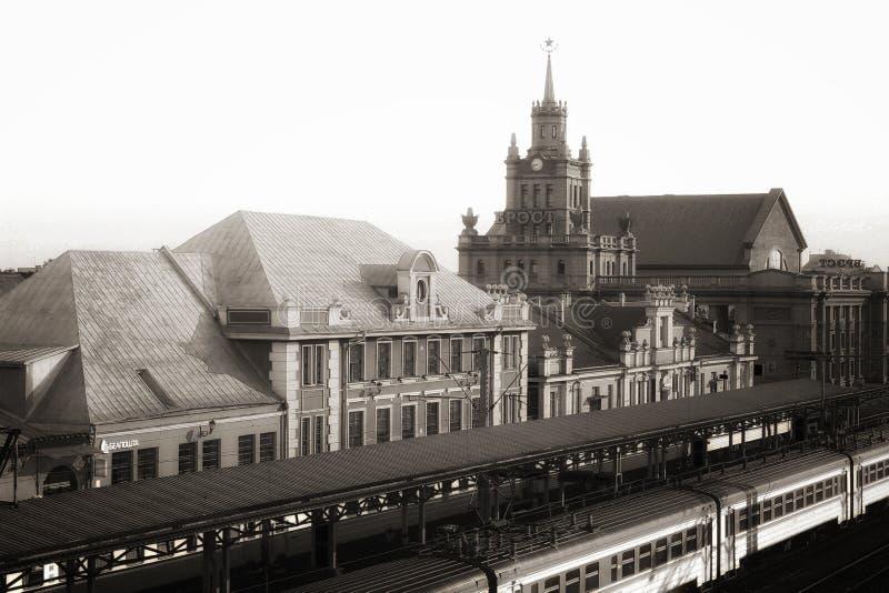 Miasto Brest zdjęcie royalty free
