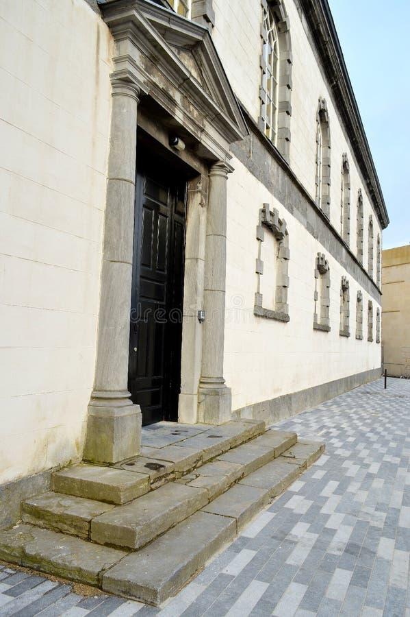 Miasto budynek obraz royalty free