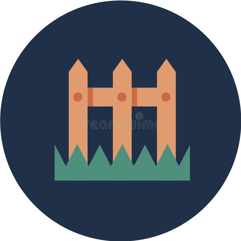 Miasto budynki mieszkalni, wektorowe ikony ustawiać Miejscy nieruchomość przedmioty odizolowywający na białym tle royalty ilustracja