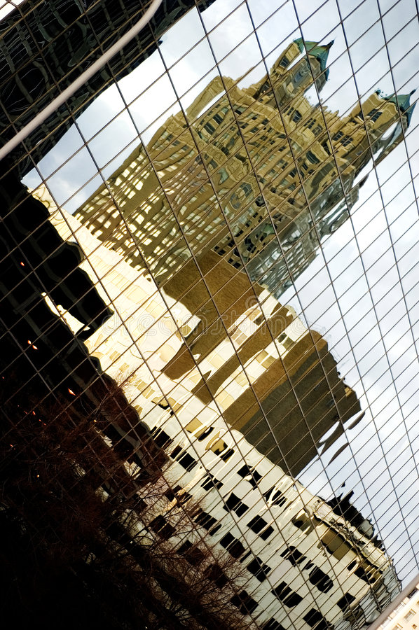 miasto budynku. fotografia stock