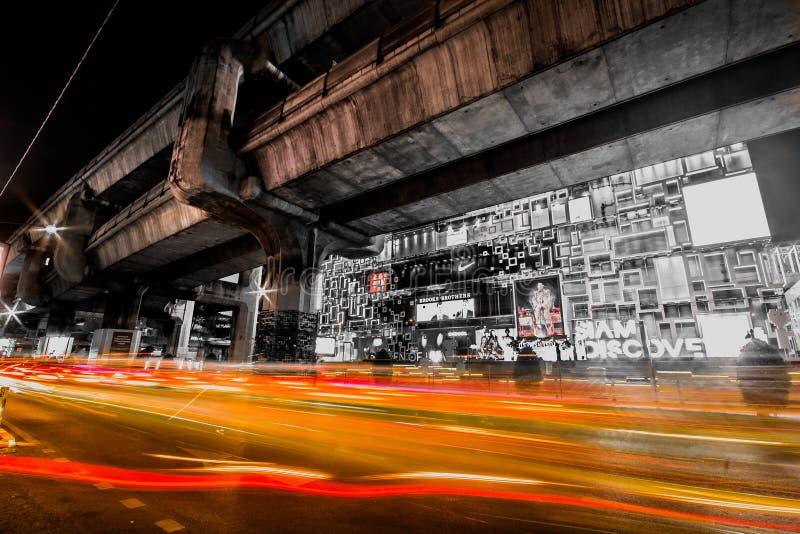 Miasto głąbik zdjęcie stock