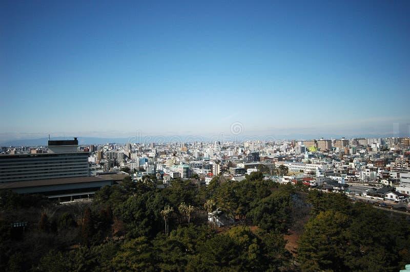 miasto Japan Nagoya obrazy stock