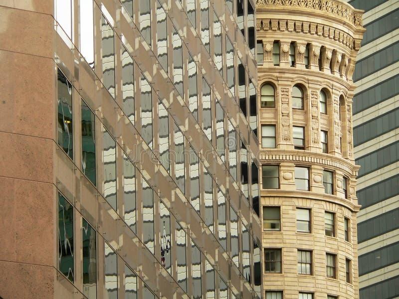 miasto kolaż zdjęcie royalty free