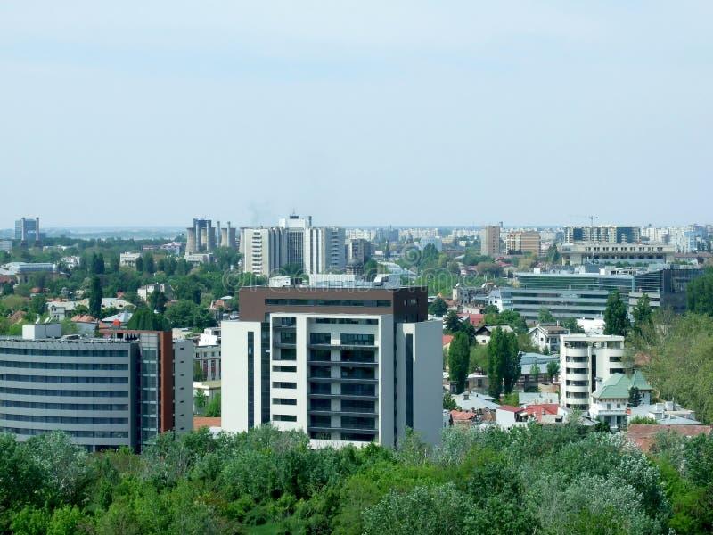 miasto krajobraz zdjęcia stock