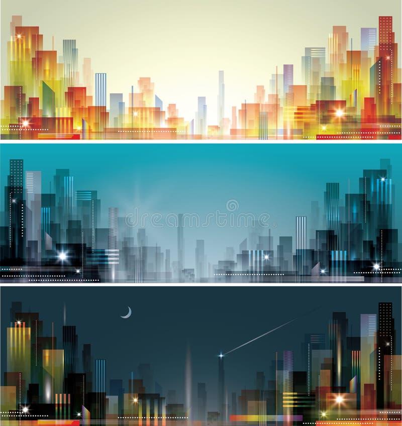 miasto krajobraz zdjęcie stock