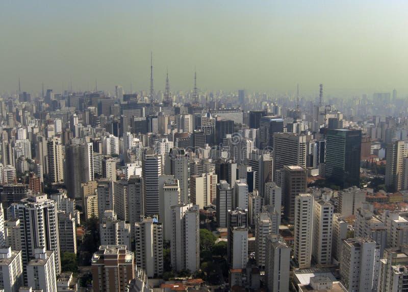miasto krajobrazu zdjęcie royalty free
