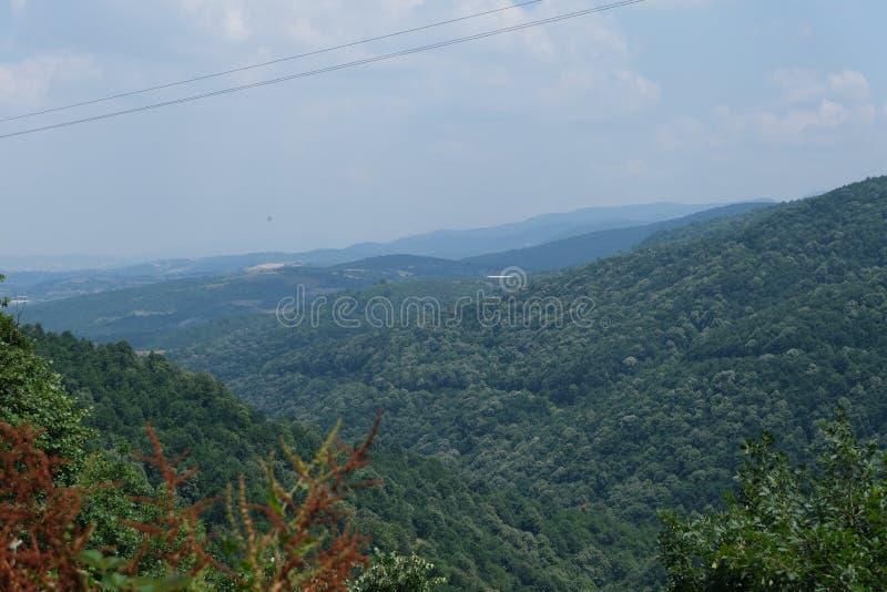 Miasto las Yalova, Turcja - zdjęcia stock