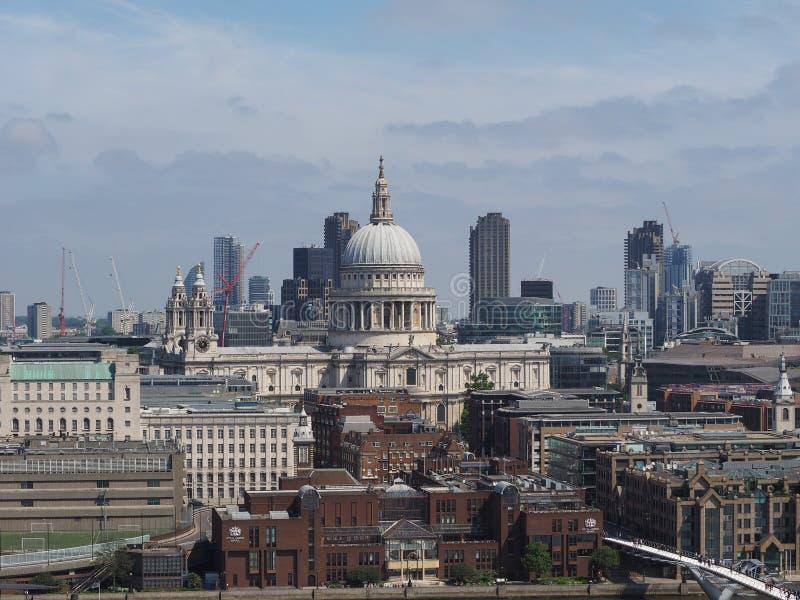 Miasto Londyn w Londyn zdjęcie stock