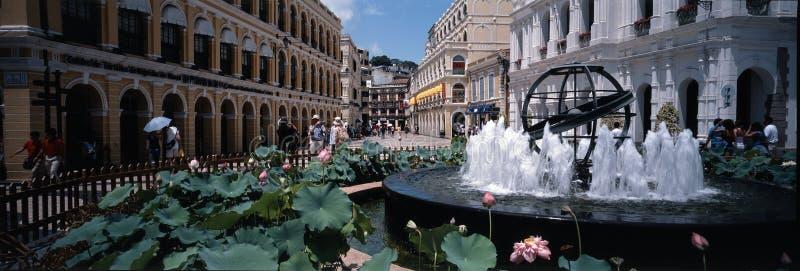 miasto Macau fotografia stock