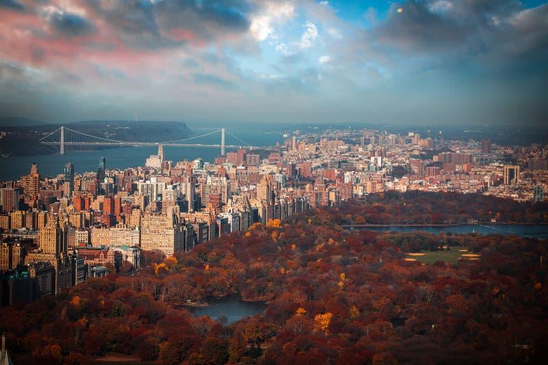 miasto Manhattan nowy York zdjęcia stock