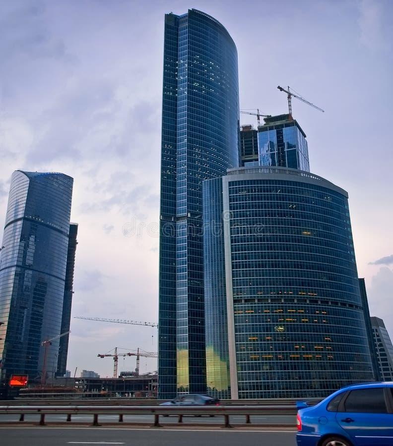 Download Miasto Moscow zdjęcie stock. Obraz złożonej z równo, cara - 13337036