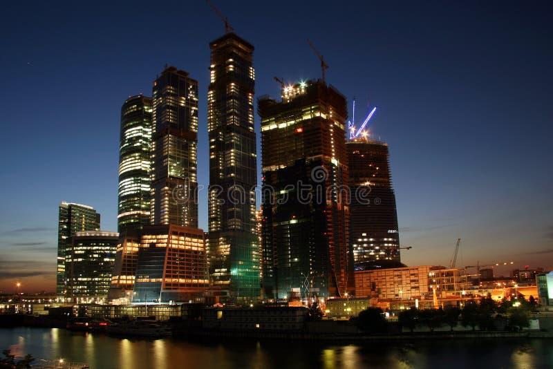 miasto Moscow zdjęcie stock