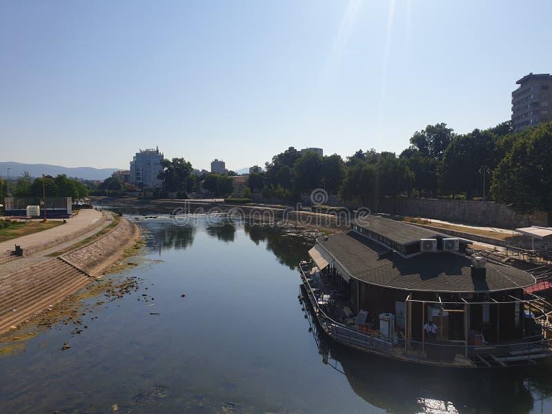 Miasto Nis, Serbia obrazy royalty free