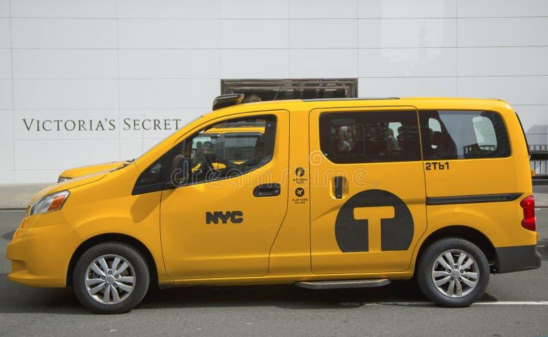 Miasto Nowy Jork taxi obraz stock