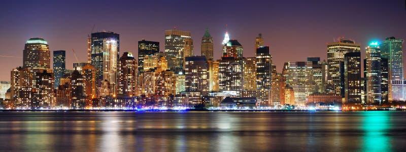 miasto nowy York obraz stock