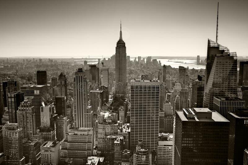 miasto nowy York zdjęcia royalty free