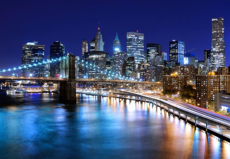miasto nowy York zdjęcie royalty free