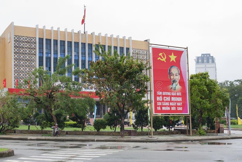 Miasto odcień Wietnam obraz stock
