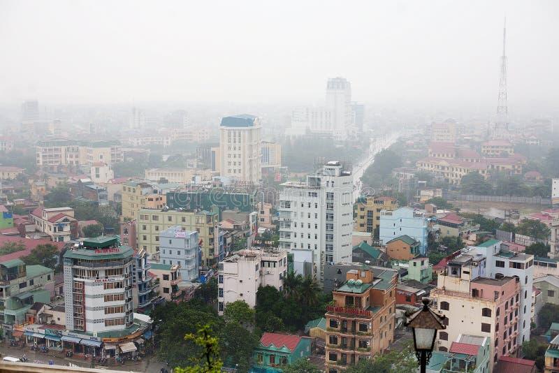 Miasto odcień Wietnam zdjęcie stock