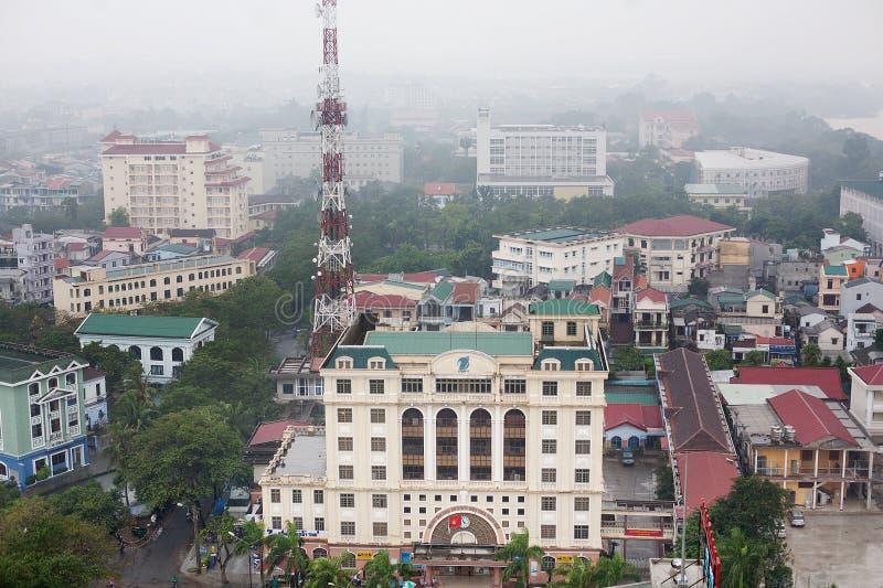 Miasto odcień Wietnam obrazy stock