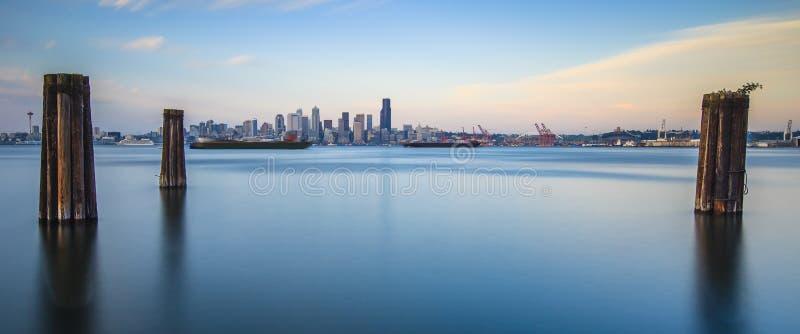 Miasto Seattle obrazy stock