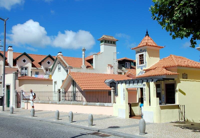 Miasto widoki Sintra fotografia stock