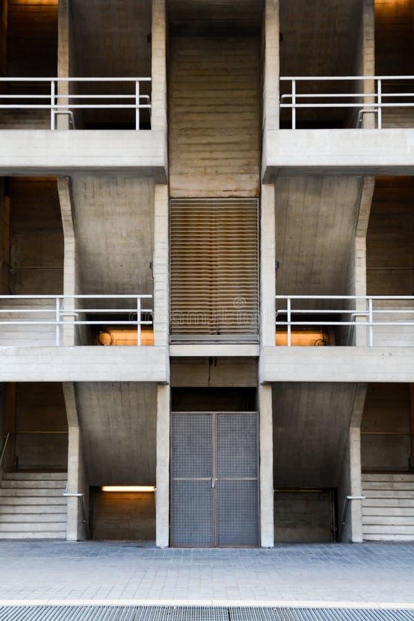 Miastowy budynku abstrakt obrazy royalty free