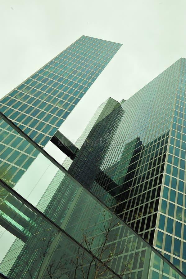 miastowy budynku drapacz chmur fotografia stock
