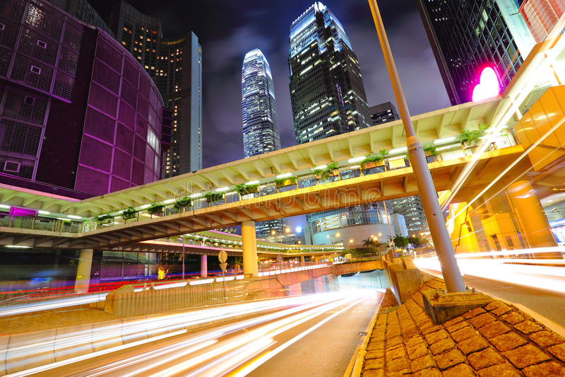 Miastowy miasto fotografia stock