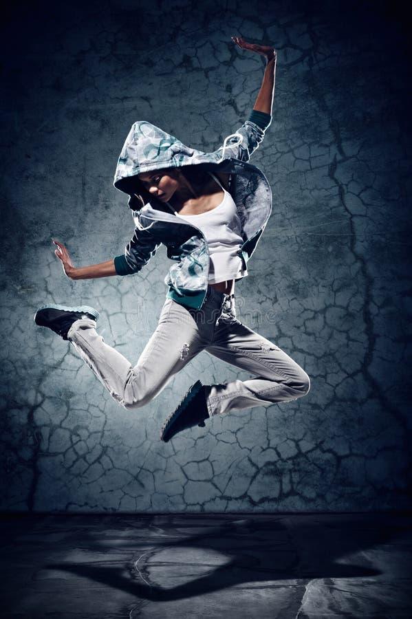 Miastowy taniec fotografia royalty free
