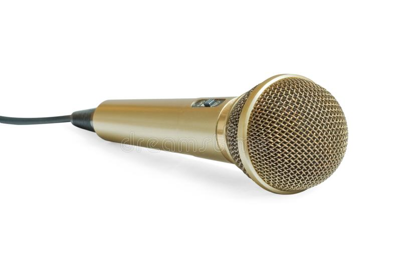 Mic royalty free stock photos