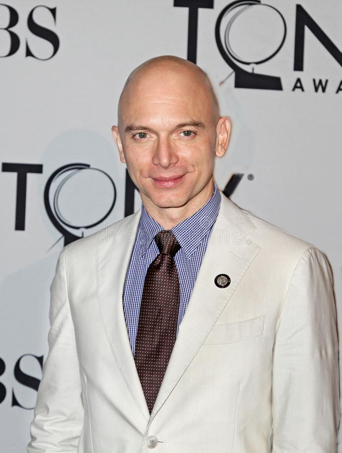 Michael Cerveris obraz stock