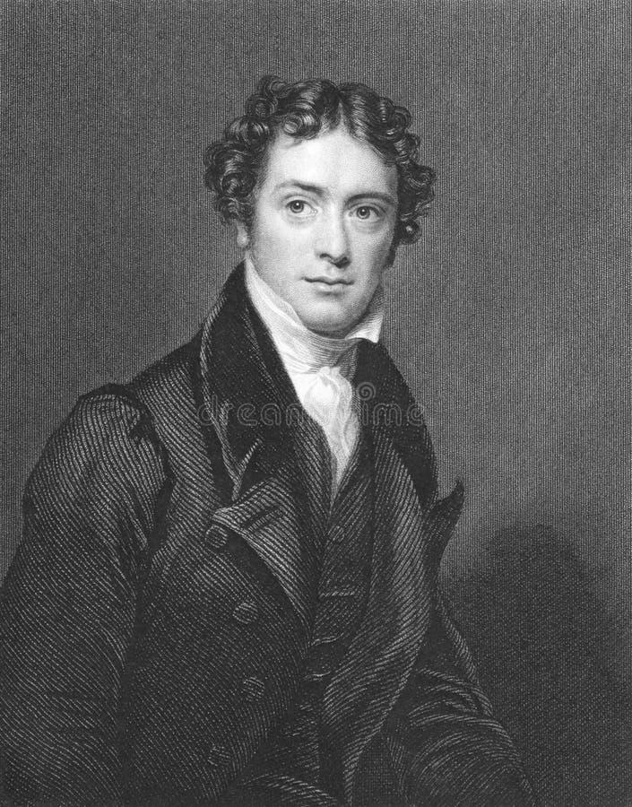 Michael Faraday imágenes de archivo libres de regalías