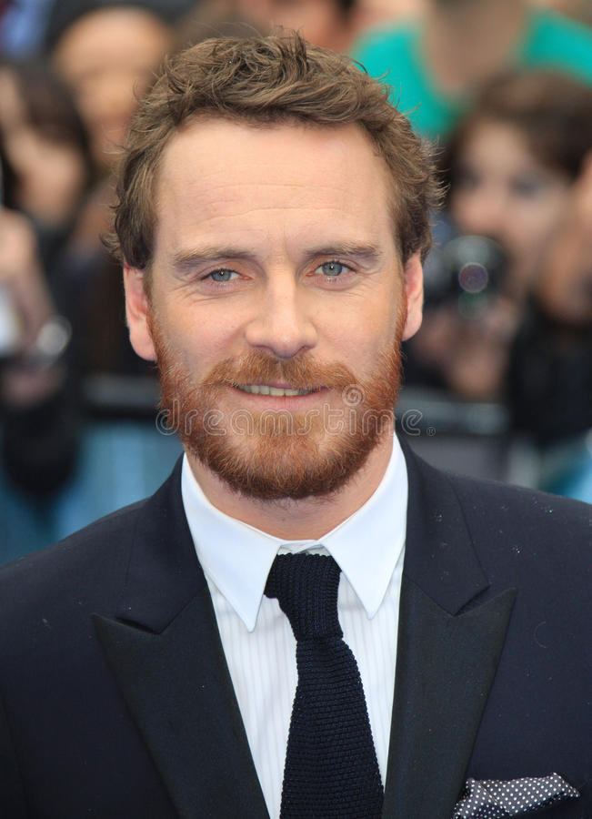 Michael Fassbender Editorial Stock Image
