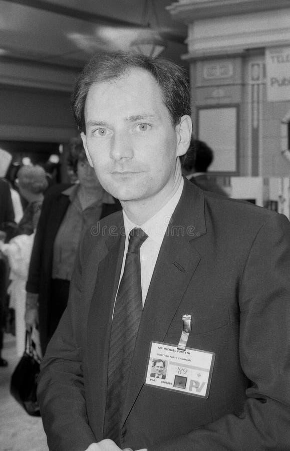 Michael Forsyth imagem de stock royalty free