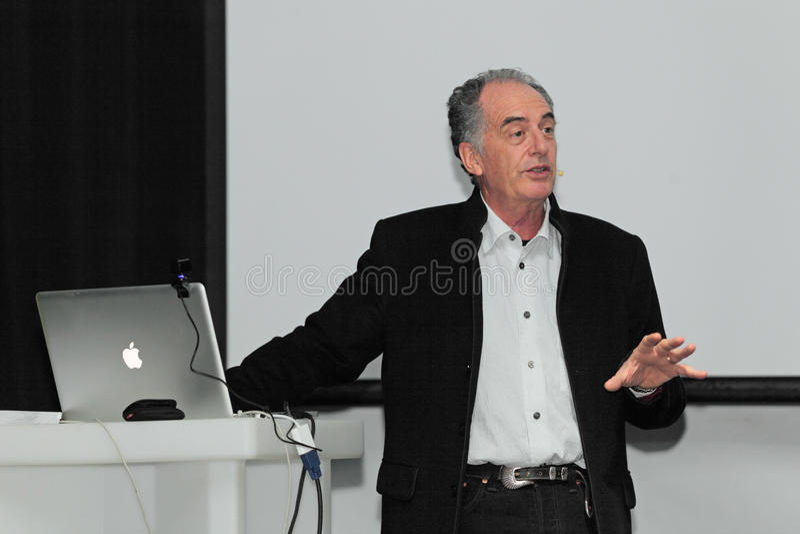 Michael Freeman imagen de archivo libre de regalías