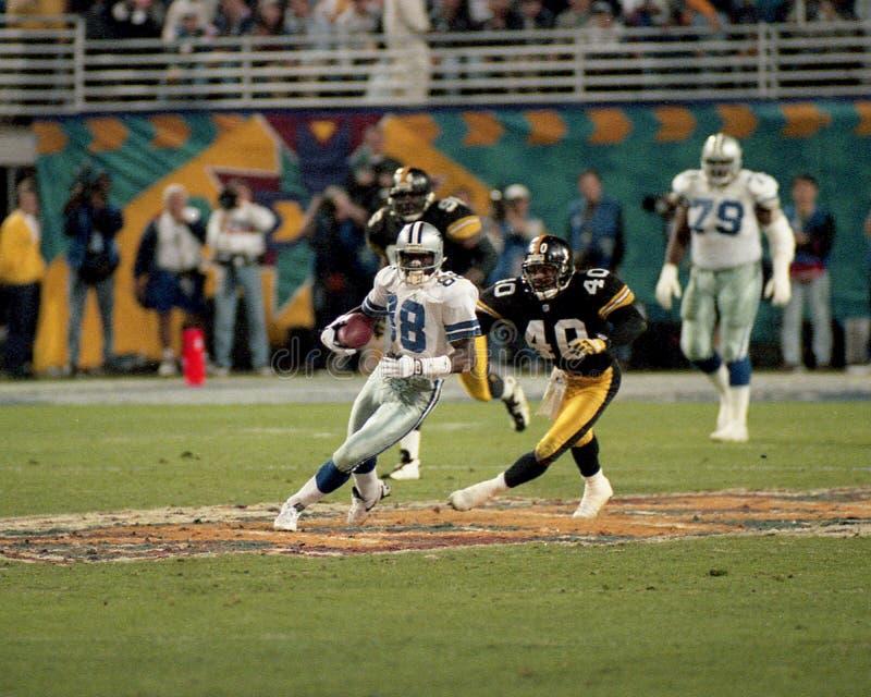 Michael Irvin, Dallas Cowboys στοκ φωτογραφία με δικαίωμα ελεύθερης χρήσης