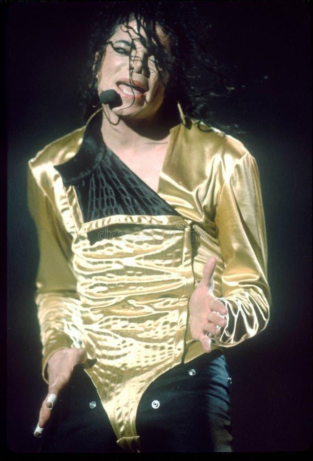 Michael Jackson immagine stock libera da diritti