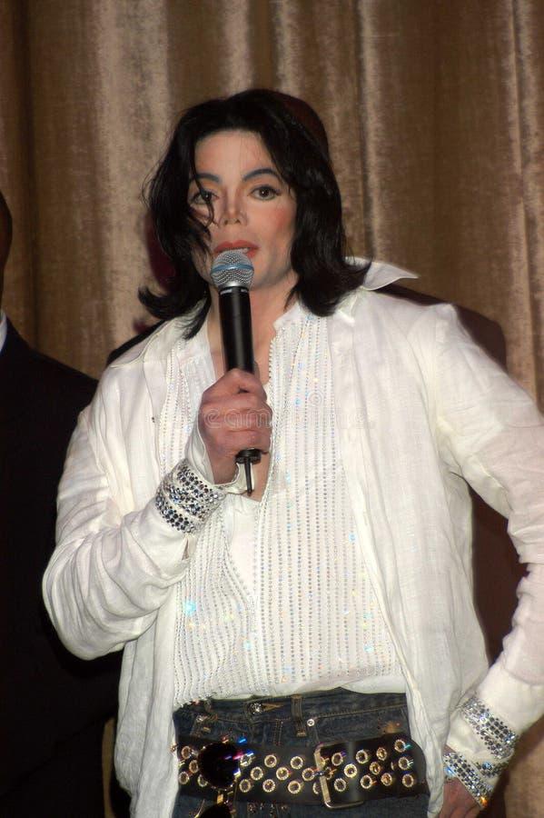 Michael Jackson stock afbeeldingen