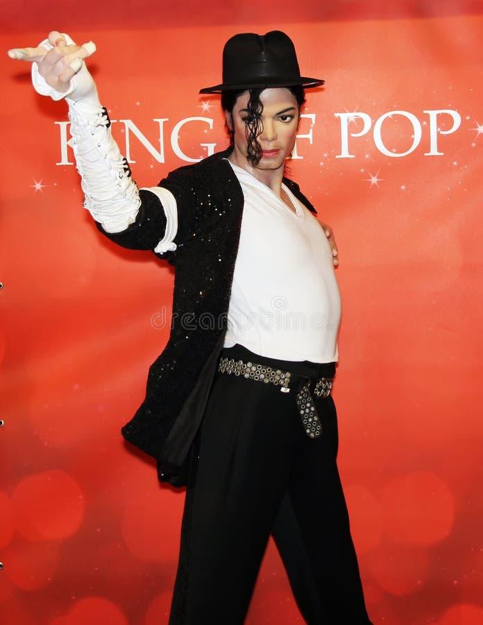 Michael Jackson fotografia stock