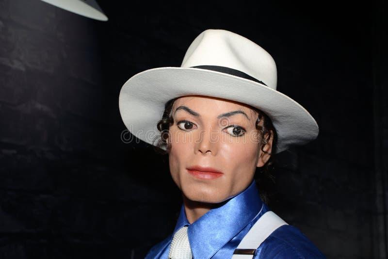 Michael Jackson fotografie stock libere da diritti