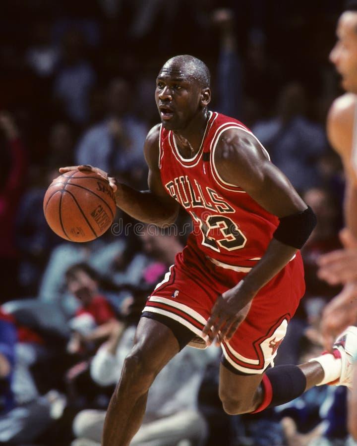 Michael Jordan image libre de droits