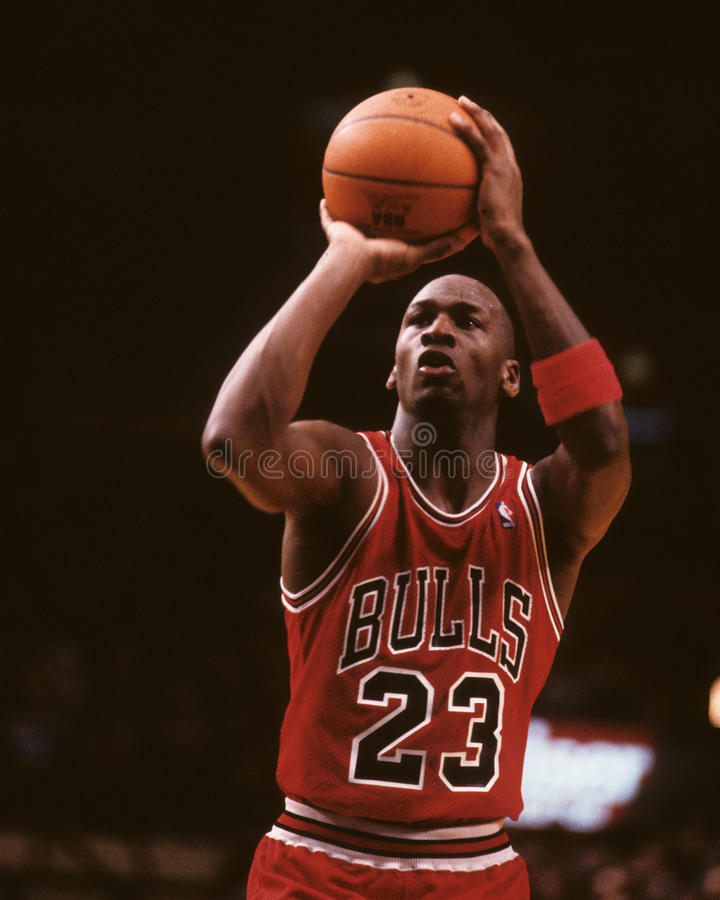 Free Michael Jordan Stock Images - 73861834