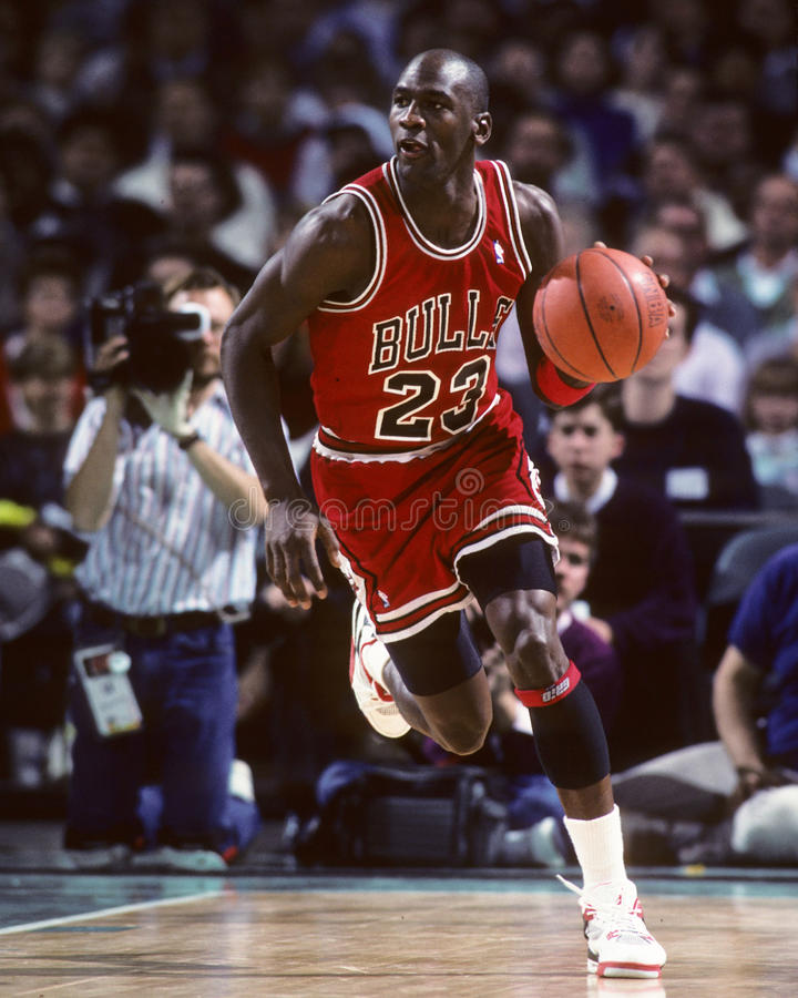 Free Michael Jordan Stock Photography - 73861852